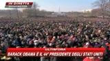 20/01/2009 - Obama: Abbiamo preferito la speranza alla paura