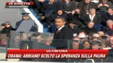 20/01/2009 - Obama presidente, il discorso di insediamento - 2 PARTE