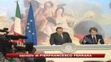 Giustizia, Berlusconi: Nessun contrasto con la Lega