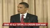 23/01/2009 - Obama firma chiusura di Guantanamo. Debutto di Hillary