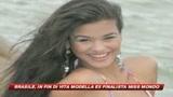 Brasile, in fin di vita modella ex finalista Miss Mondo