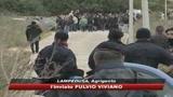 Lampedusa in rivolta, in piazza contro un nuovo Cpt