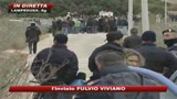 Lampedusa, 1300 immigrati in fuga dal Cpa