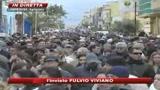 Lampedusa, 1.300 immigrati fuggono dal Cpa