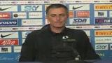 25/01/2009 - Mourinho rilancia Adriano