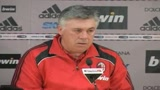 Ancelotti: Dinho accetta le mie decisioni