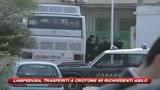 Lampedusa, 80 immigrati trasferiti a Crotone