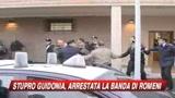 27/01/2009 - Stupro Guidonia, arrestati 4 rumeni. Uno confessa