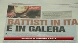 28/01/2009 - Il caso Battisti divide Italia e Brasile