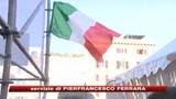 29/01/2009 - Di Pietro-Napolitano, Poli compatti in difesa del Colle