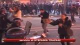 Francia in piazza contro il piano anticrisi