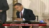 Crisi economica, Obama parla agli Usa dal web