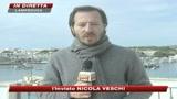 Immigrazione, in 35 sbarcano a Linosa