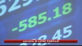 Borse europee in calo