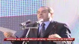 Vilipendio al Capo dello Stato, indagato Di Pietro