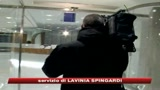 10/02/2009 - Mentana lascia, redazione Tg5 proclama stato agitazione