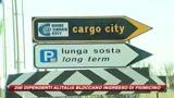 Alitalia, cassintegrati in rivolta: autostrada bloccata