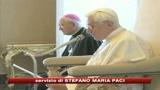 13/02/2009 - Il Papa andrà in Israele: La Shoah crimine contro Dio