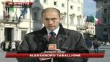 13/02/2009 - Berlusconi: Crisi da dimensioni non ancora definite