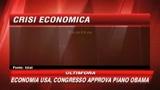 Crisi, Pil a picco. Berlusconi: c'è preoccupazione