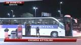 16/02/2009 - Genova, fratture multiple per tifoso travolto da bus