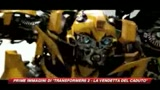 Transformers 2, ecco il trailer in italiano 