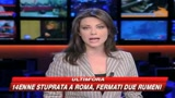 14enne stuprata a Roma: fermati due romeni