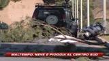 18/02/2009 - Il maltempo flagella il Centro-Sud, un morto a Roma