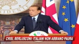 19/02/2009 - Crisi, Berlusconi: tra ipotesi nazionalizzazione banche