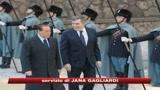 19/02/2009 - Crisi, Berlusconi e Brown: no al protezionismo