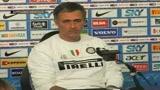 20/02/2009 - Mou avverte l'Inter: niente scherzi col Bologna