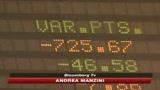 21/02/2009 - Borse a picco, Mibtel non valeva così poco dal 1997