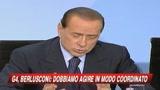 22/02/2009 - Crisi, Berlusconi: l'Italia sta meglio degli altri