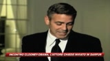 George Clooney chiede inviato in Darfur a Obama