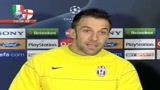 La Champions di Del Piero