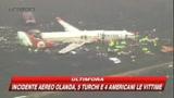 Incidente aereo Olanda, forse è stato guasto ai motori