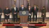 27/02/2009 - Obama, Dimezzare deficit bilancio entro 2013