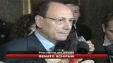 27/02/2009 - Testamento biologico, Schifani: l'esame può slittare