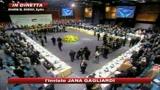 Gaza, Berlusconi: 100 milioni di dollari dall'Italia