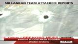 Attentato contro la squadra di cricket dello Sri Lanka