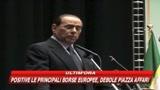 Berlusconi: una tenda per Gheddafi al G8