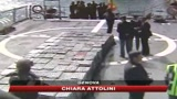 03/03/2009 - Genova, maxi sequestro cocaina in acque internazionali