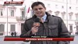 04/03/2009 - Crisi, oggi vertice governo-parti sociali
