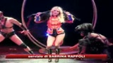 Partito da New Orleans il Circus di Britney Spears