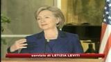 Mo, Clinton: intervento di Khamenei è ingerenza