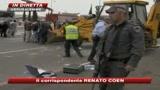 Israele, bulldozer contro bus: ucciso l'autista