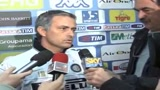 Coppa Italia, Mourinho: non  finita