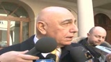 Galliani tifa per le italiane di Champions