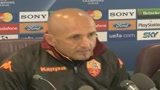 10/03/2009 - Spalletti: su Totti decisione in extremis