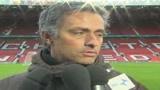 Mourinho: tranquillità e niente paura